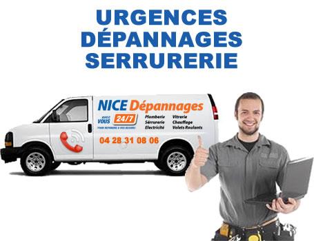 Serrurier Nice